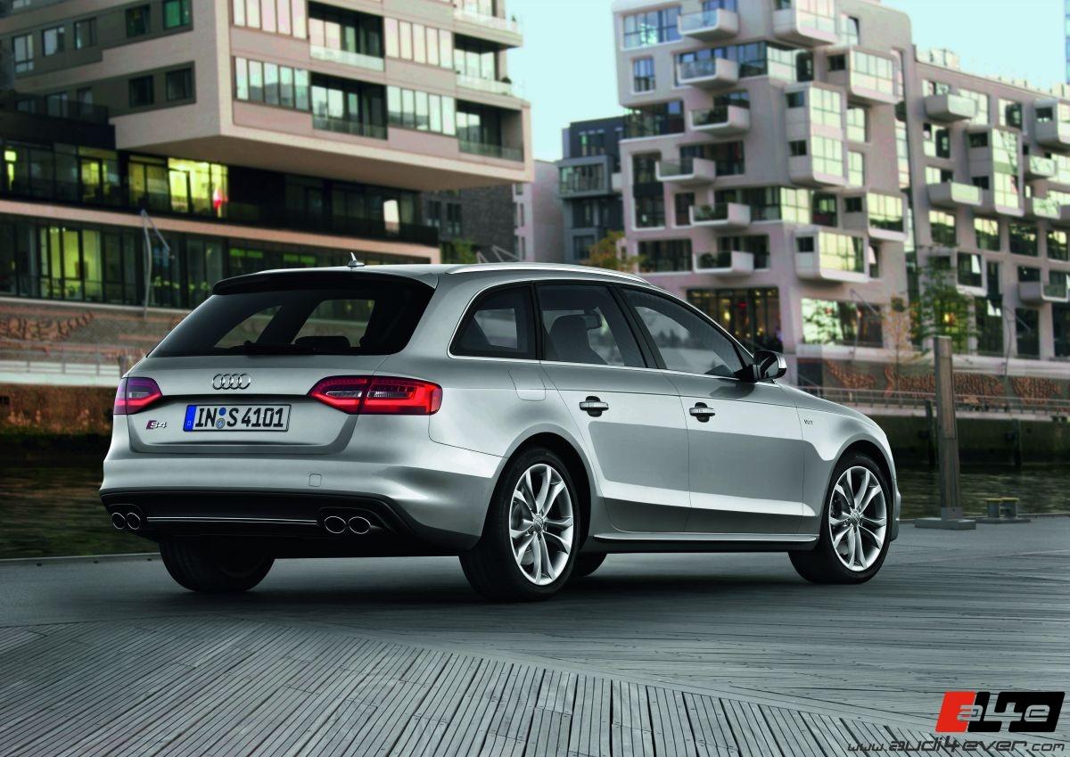 A4e Gallery Audi A4 B8 Audi S4 B8 Avant Facelift