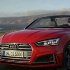 Audi A5 S5 Cabrio Trailer