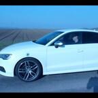 Audi S3 8V Launch Control