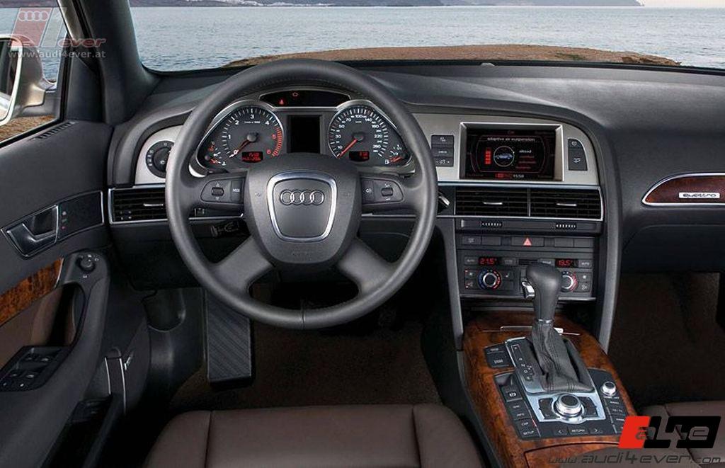 A4e gallery audi a6 allroad quattro audi allroad for Audi a6 avant interieur