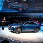 Audi e-tron quattro concept Weltpremiere