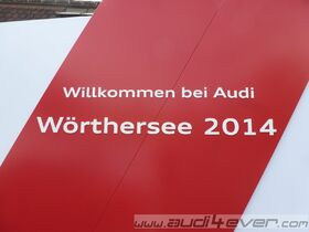 Wörthersee Tour 2014 - Audi Stand 2 - Car Babes
