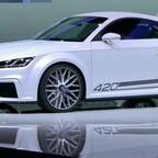 Audi Pressekonferenz Genf 2014