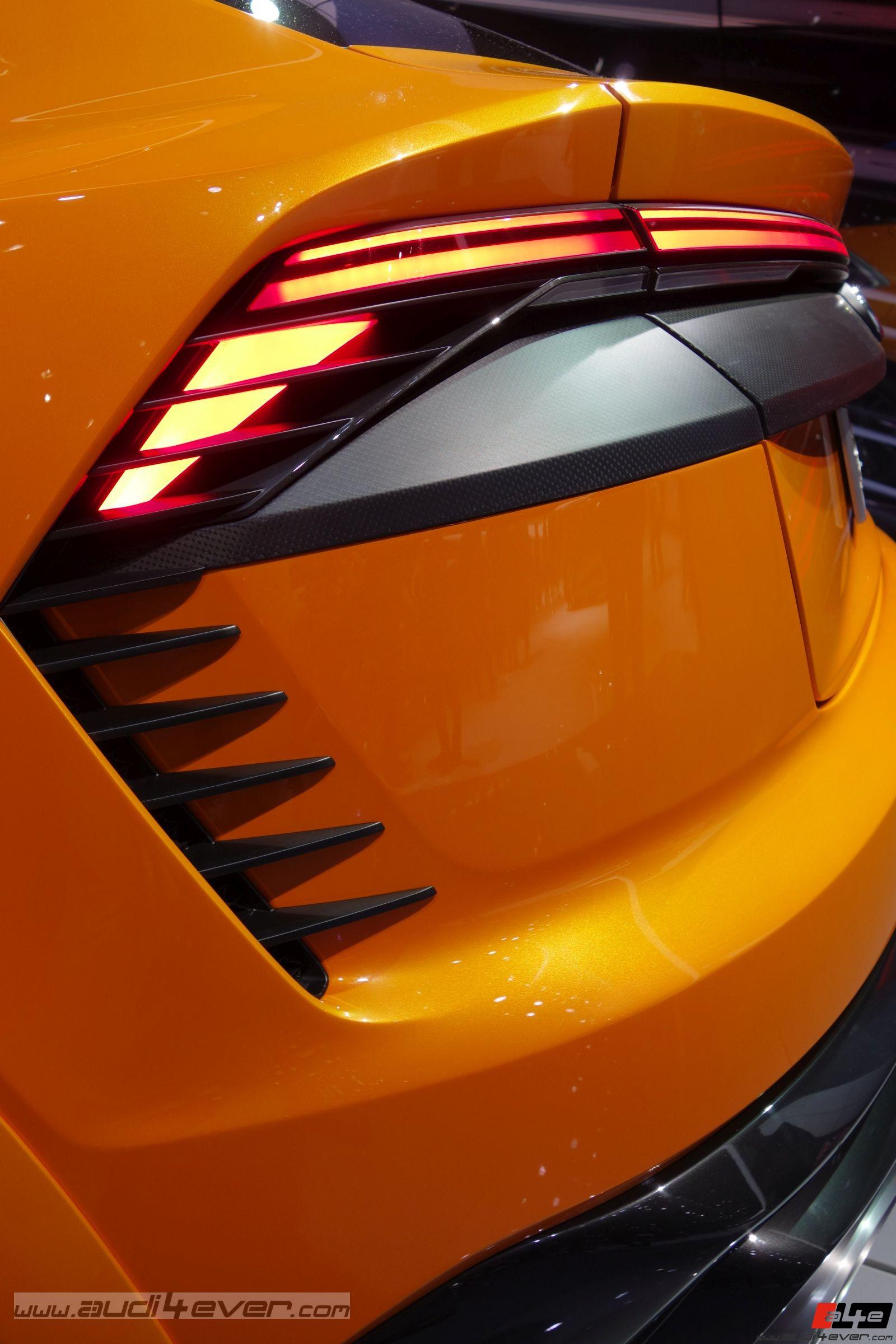 a4e - Gallery Audi Concept-Cars - Audi Q8 - 2018