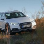 Audi A4 allroad quattro Trailer 2016