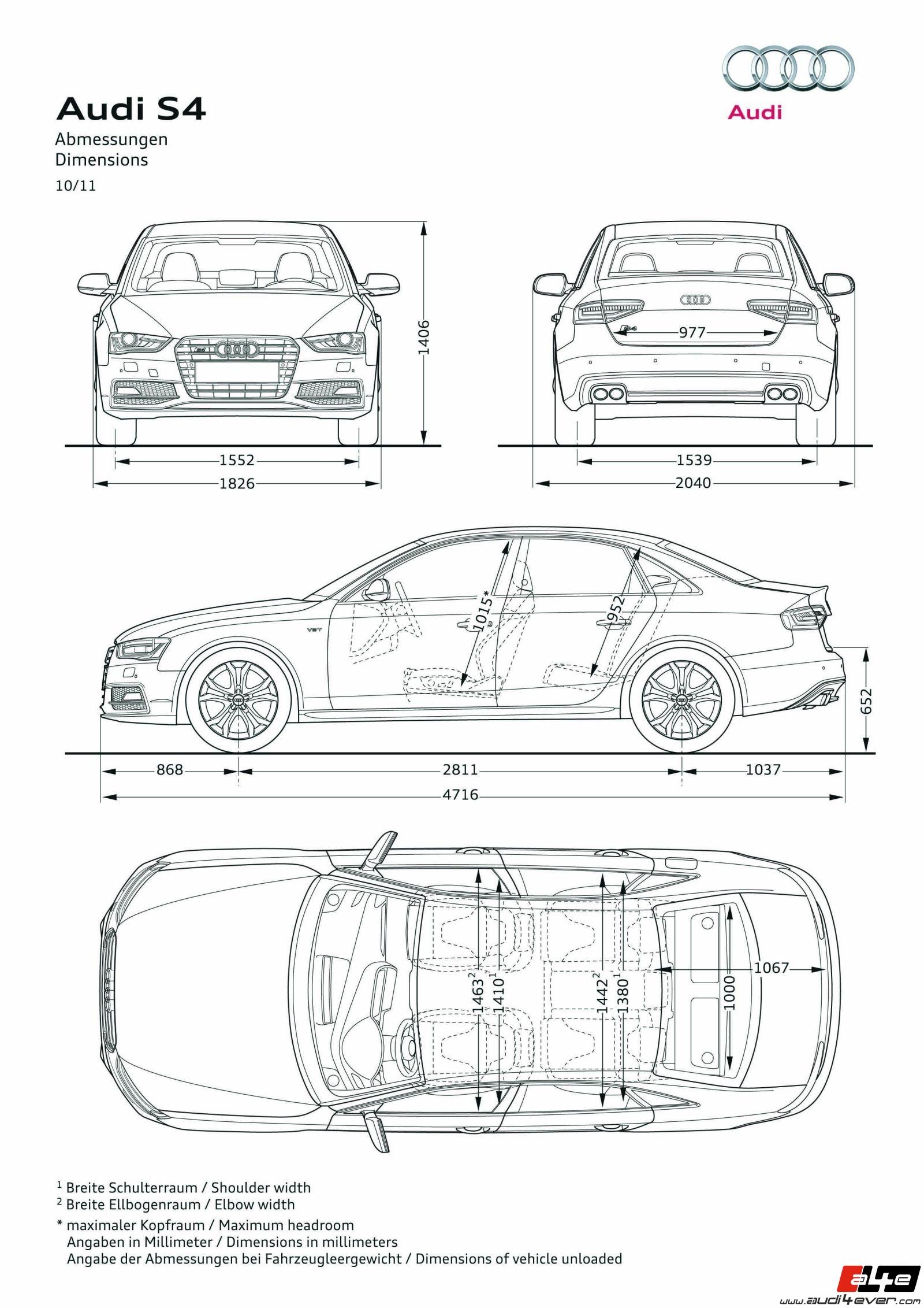 Die Audi A3 8v Limousine
