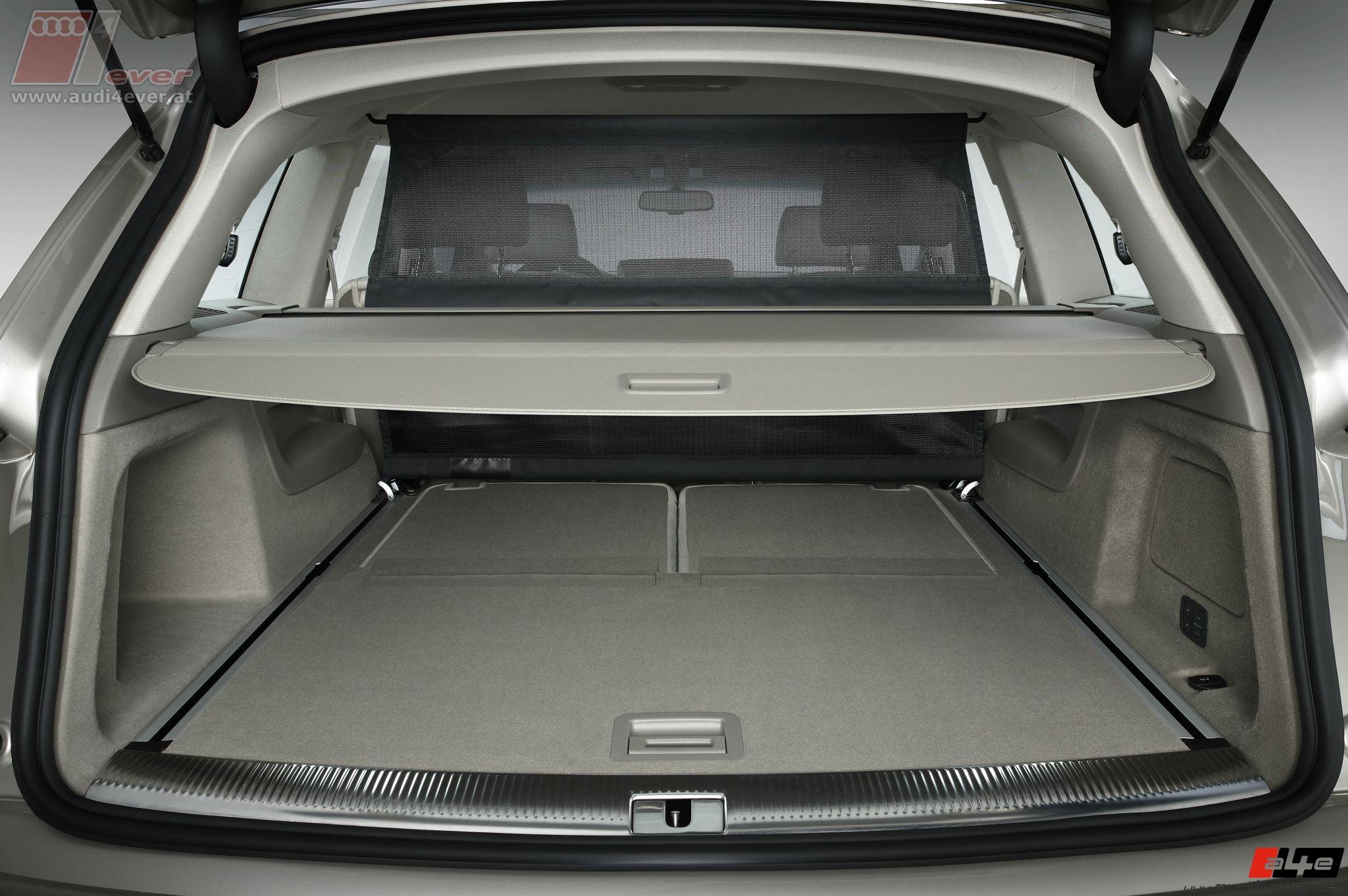 a4e - Gallery Audi Q7 - Audi Q7 - Interieur