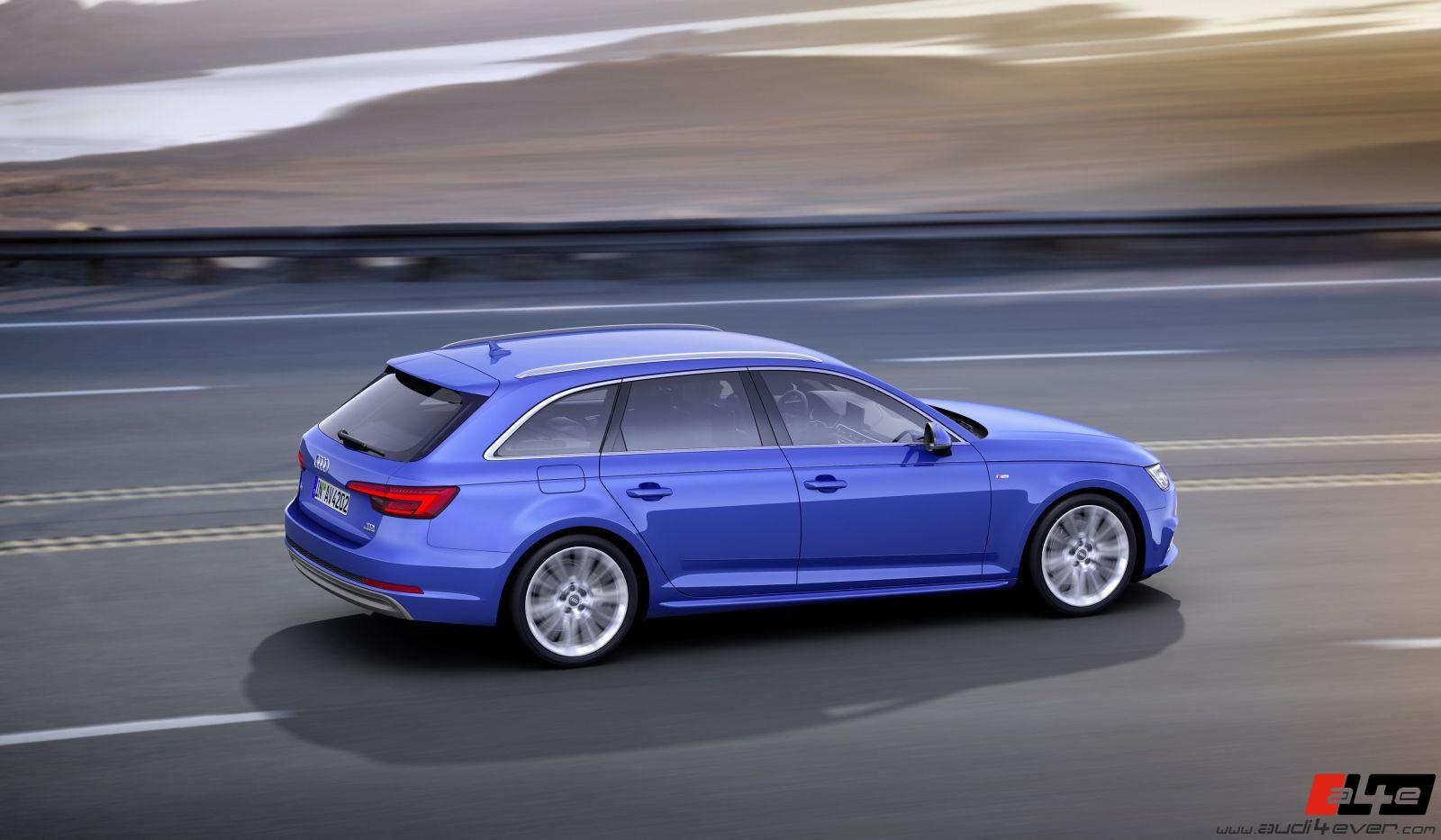 A4e Gallery Audi A4 B9 Audi A4 B9 Avant