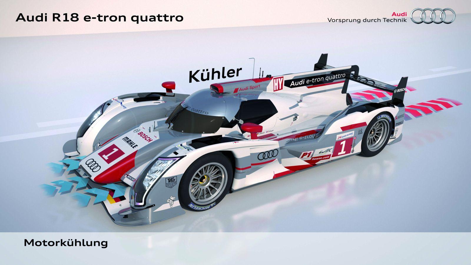 Audi Etron Quattro >> a4e - Gallery Audi R Motorsport - Audi R18 e-tron quattro