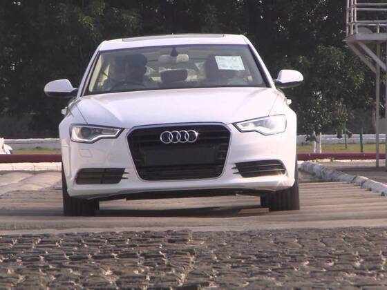 Audi A6 Produktion in Indien
