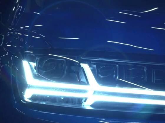 Das Audi Lichtdesign