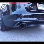 Audi A4 Soundfile active sound 2,0TDI