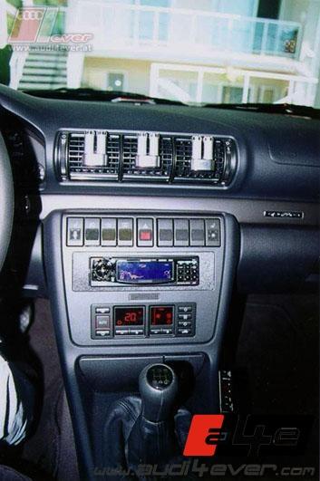 Interieur audi a4 b5 for Audi a4 interieur
