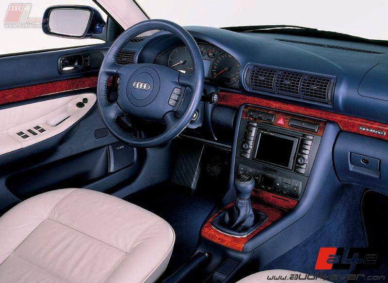 a4e - Gallery Audi A4 [B5] - Audi A4 [B5] Avant FL - Interieur