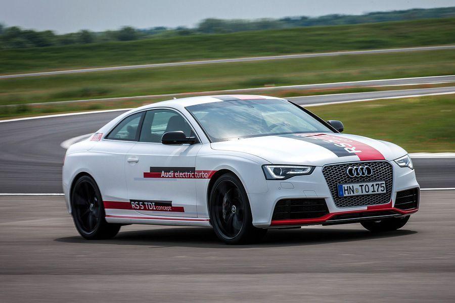A4e Gallery Audi Concept Cars Audi Rs5 Tdi Concept
