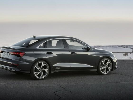 Audi A3 Limousine 2020