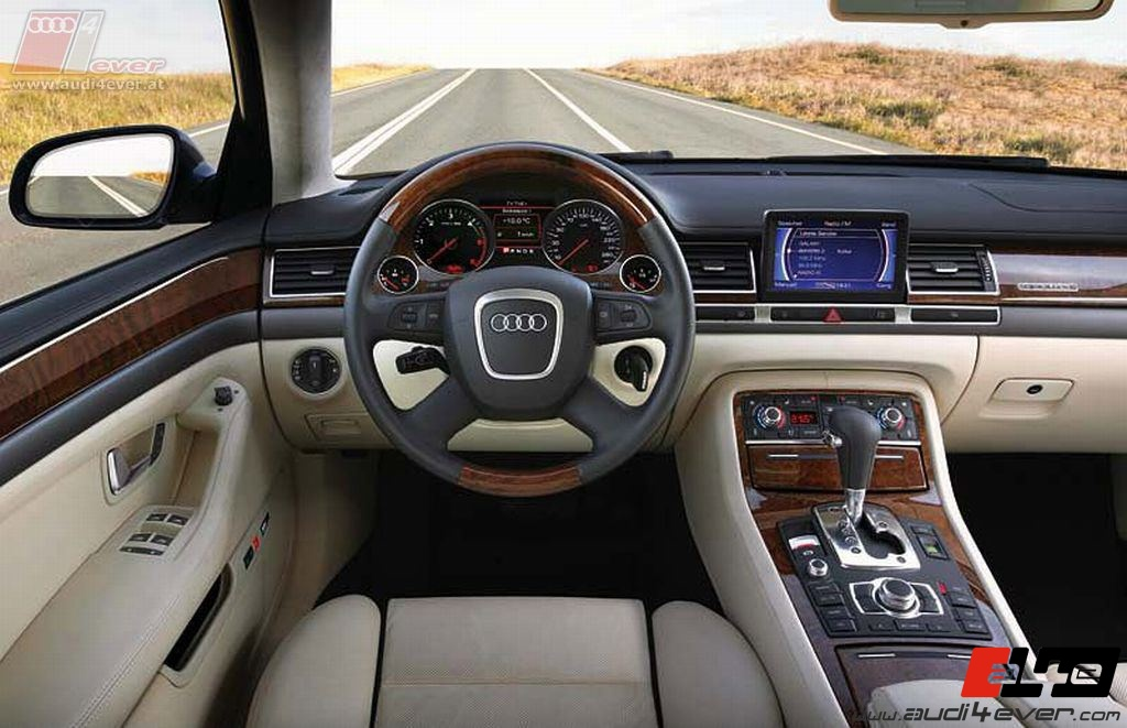 A4e Gallery Audi A8 D3 Audi A8 D3 Interieur Exclusive