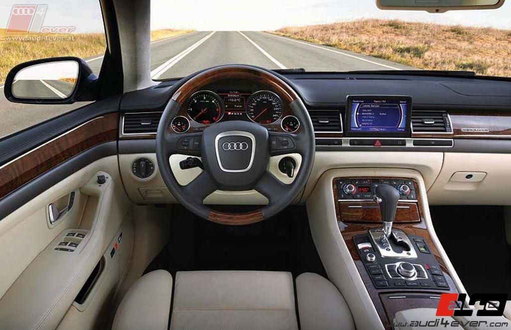 A4e Gallery Audi A8 D3 Audi A8 D3 Interieur Exclusive