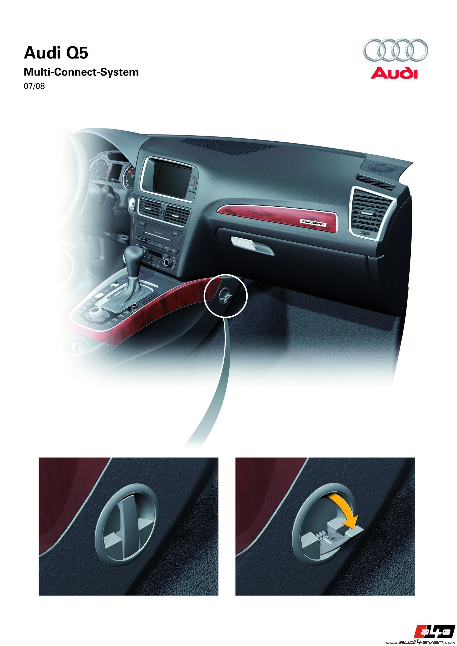 A4e Gallery Audi Q5 Audi Q5 Technik Amp Design