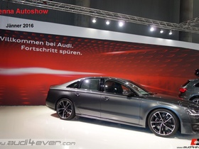 Vienna Autoshow 2016 - Audi Preview