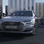Audi A8 - der Garagenpilot