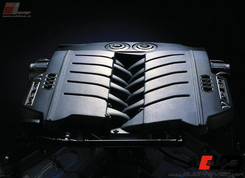 A4e Gallery Audi A8 D2 Audi A8l D2 W12 Technik