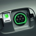 Audi A3 e-tron concept/Detail