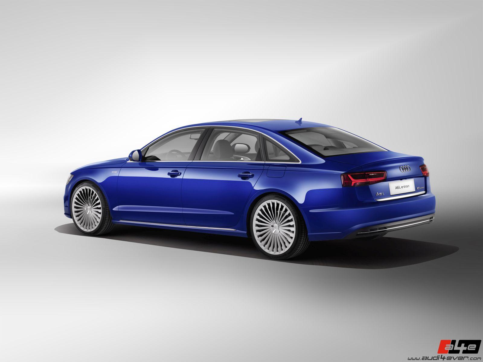 a4e - Gallery Audi A6 [C7] - Audi A6 C7 e-tron China