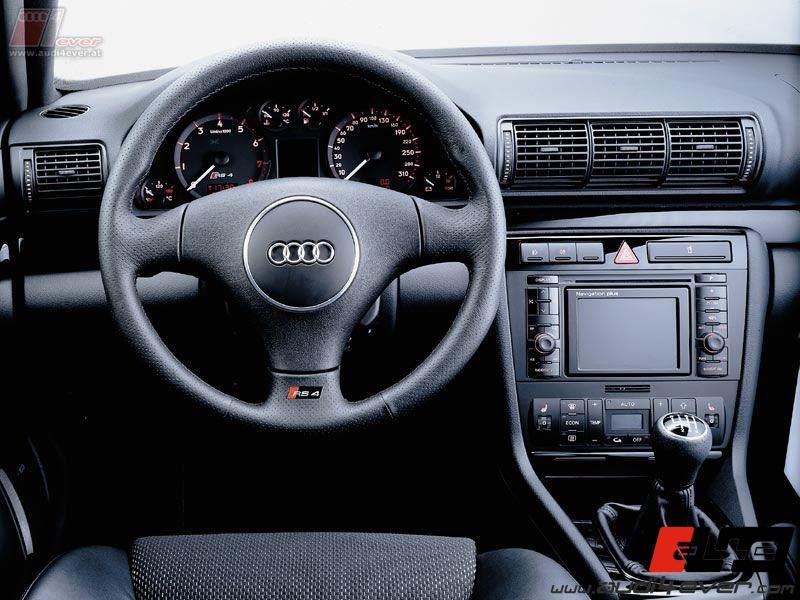 a4e - Gallery Audi RS4 [B5] - Audi RS4 Avant - Interieur