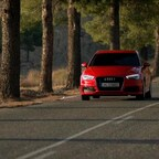 Audi A3 8V Sportback Fahrszenen
