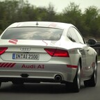 Audi-Forschungsauto Jack piloted driving