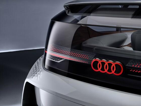 Audi AI ME Showcar