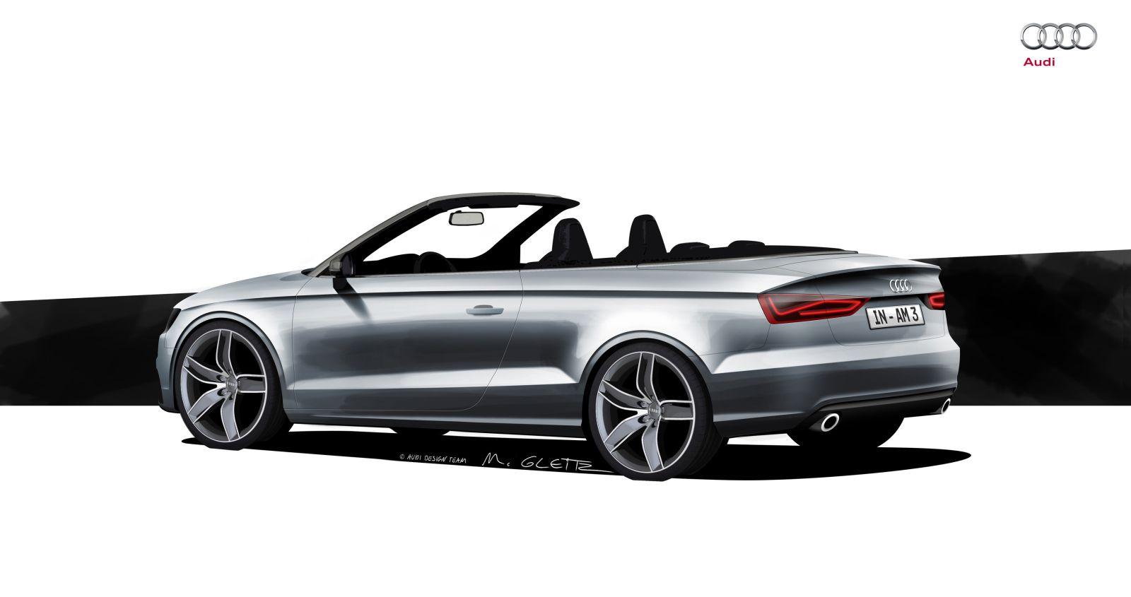 2015 audi a3 cabriolet convertible car interior design. Black Bedroom Furniture Sets. Home Design Ideas