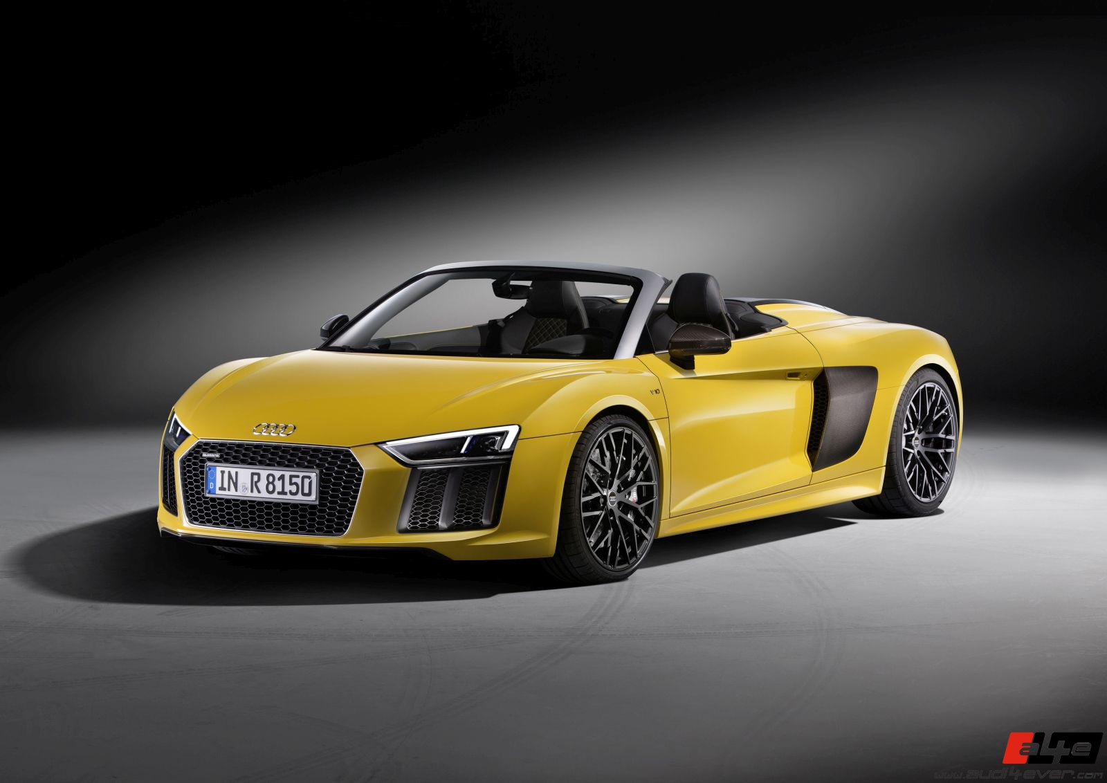 a4e - Gallery Audi R8 (V8, V10, Spyder, GT, GT-Spyder) - Audi R8 ...