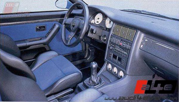 a4e - Gallery Audi RS2 Sub-Galerien - Audi RS2 Avant - Interieur