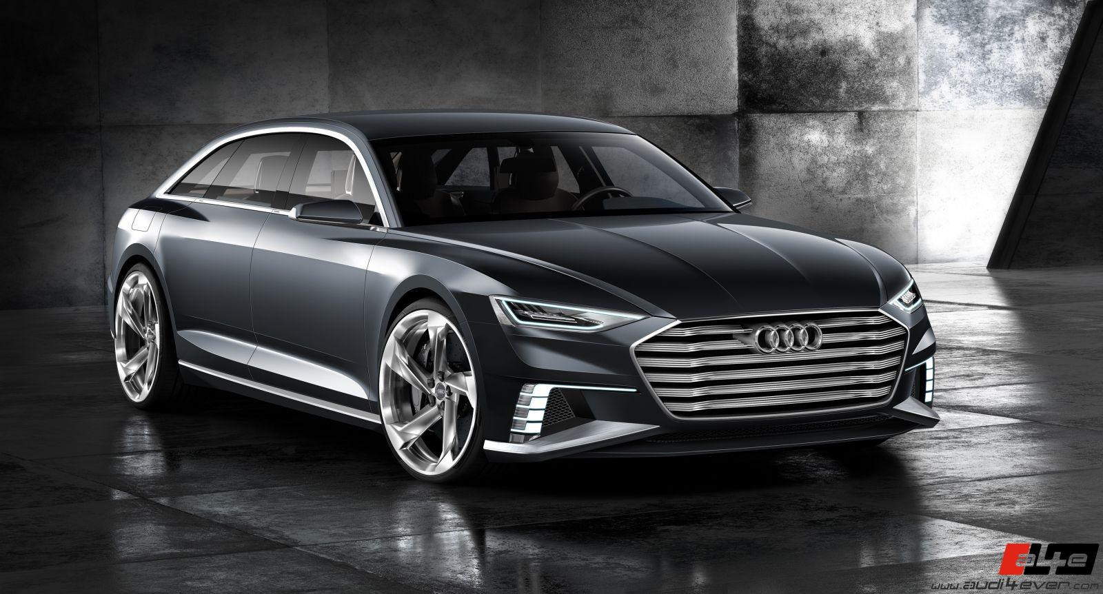 a4e - Gallery A... Audi Concept Cars 2015
