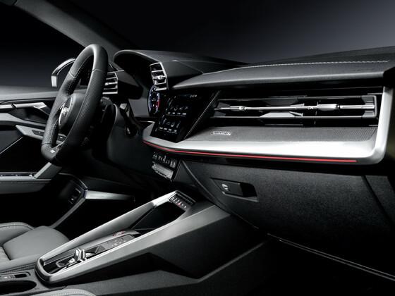 Audi S3 Sportback und Audi S3 Limousine 2020