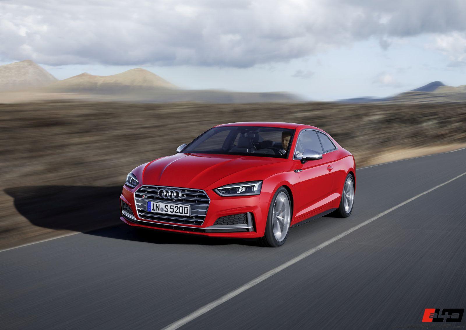 A4e Gallery Audi A5 Audi S5 B9 2016