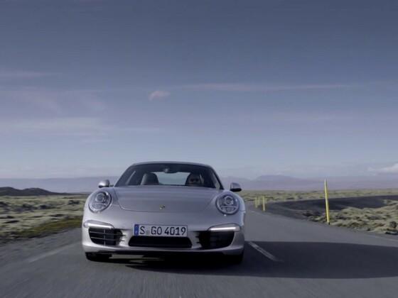 Präsentation des Porsche 911 (991)