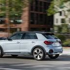 Der Audi A1 citycarver
