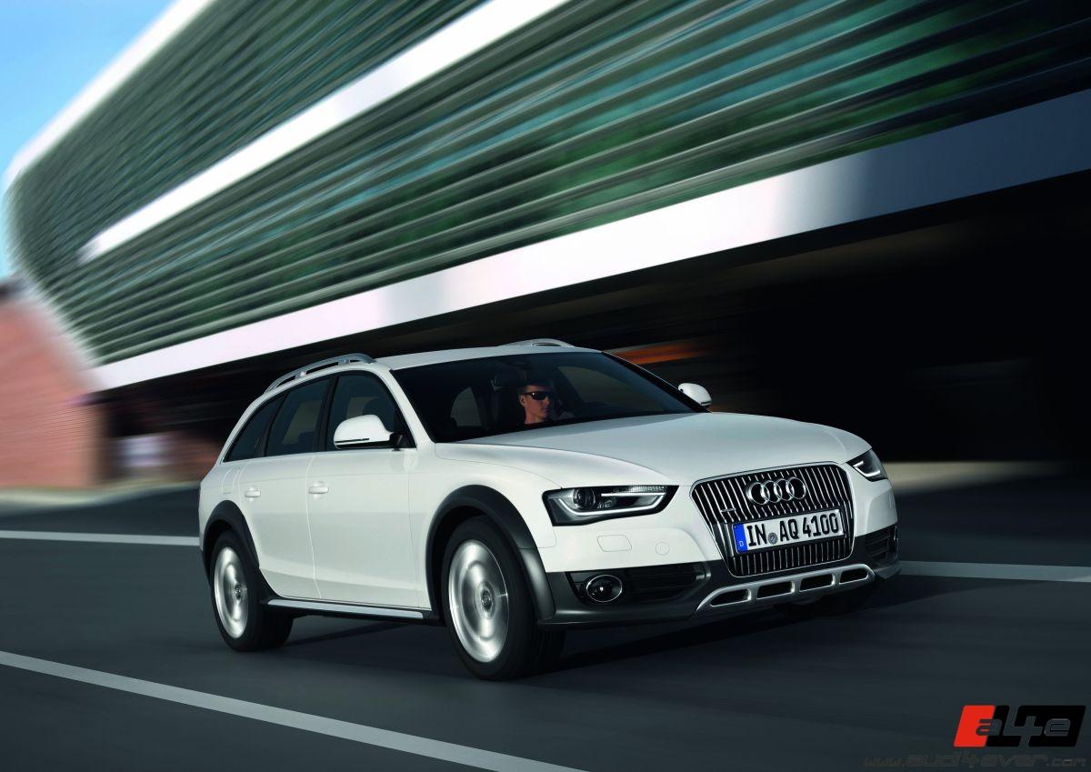 A4e Gallery Audi A4 B8 Audi A4 B8 Allroad Facelift