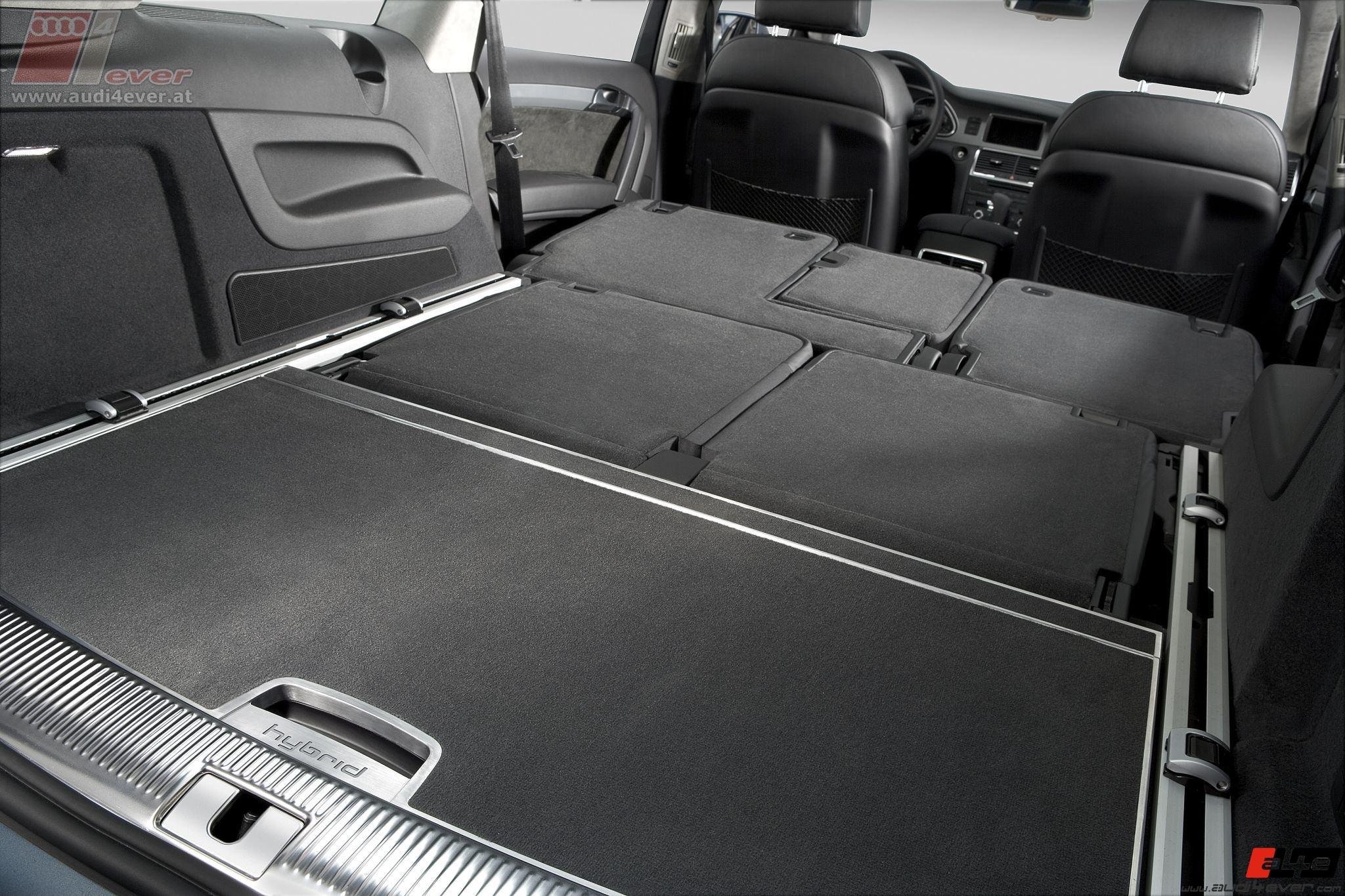 Audi Q7 Hybrid Audi Q7