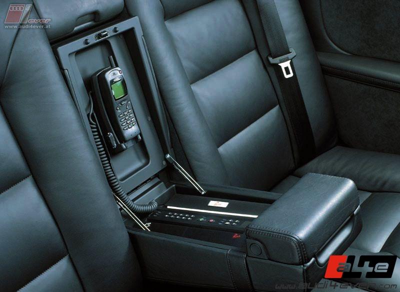A4e Gallery Audi A8 D2 Audi A8l D2 W12 Interieur