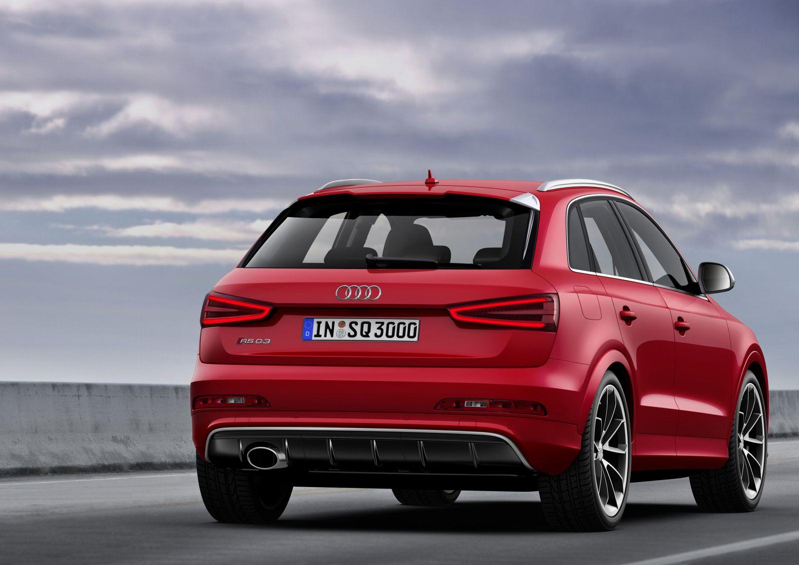 Audi rs3 hatchback 2013