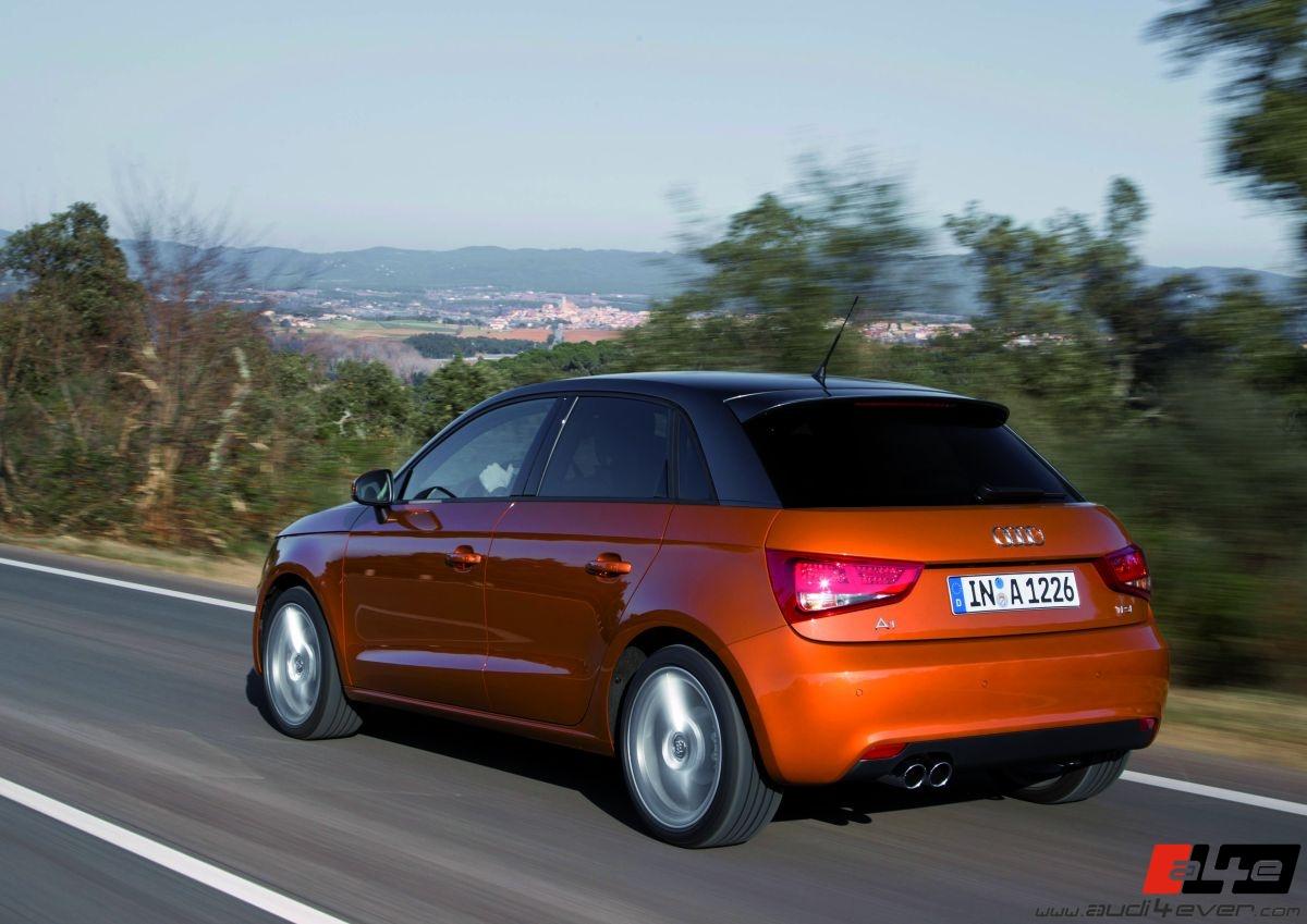 A4e Gallery Audi A1 Audi A1 Sportback S Line Live Bilder