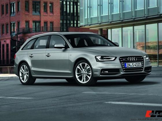 Audi S4 Avant /Standaufnahme