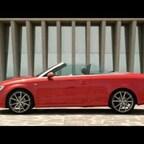 Audi A3 8V Cabriolet - Aufnahmen vom Exterieur und Interieur