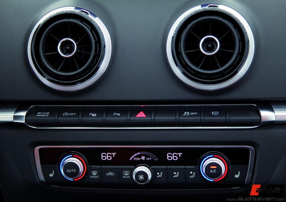 A4e Gallery Audi A3 Neu Audi A3 Innenraum