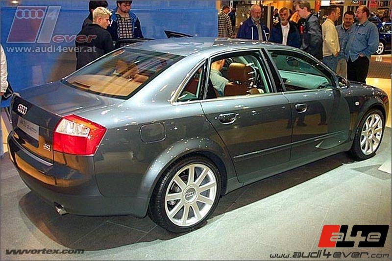 A4e Gallery Audi A4 B6 Audi A4 B6 Limousine