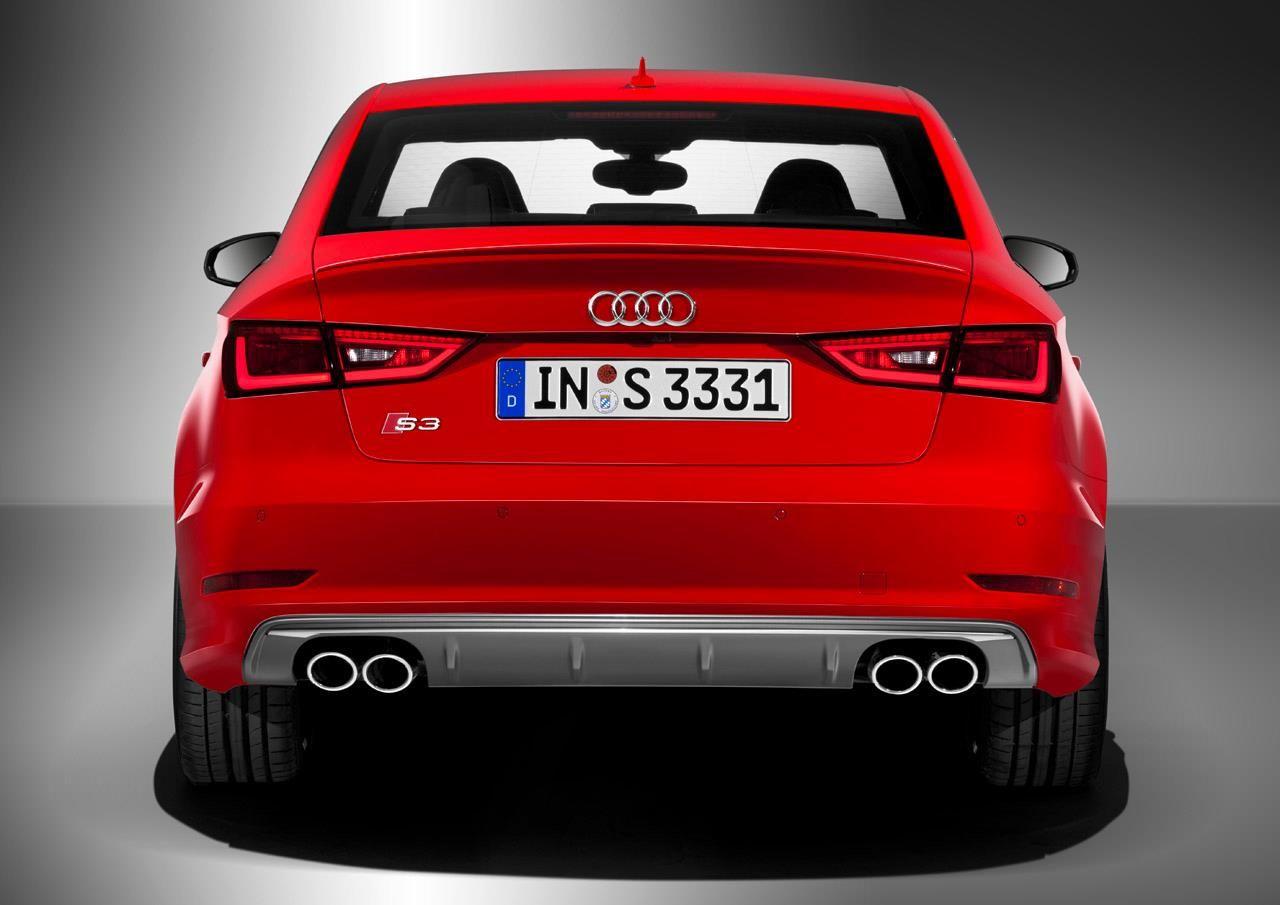 A4e Gallery Audi A3 Neu Audi S3 8v Limousine